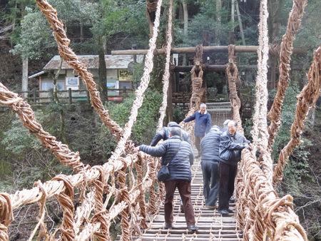かずら橋1450