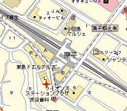咲酒屋地図