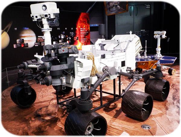 0月面探査機600
