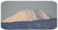 0見返りの峠から見た富士山