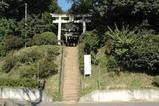 汁守神社石段