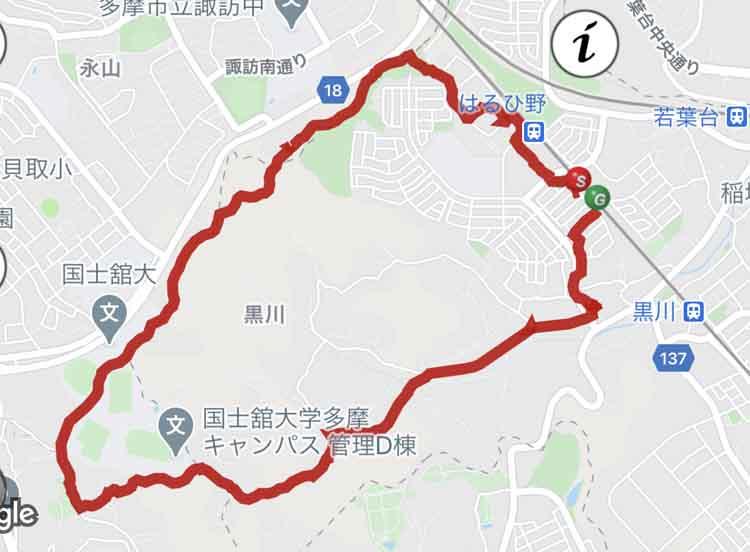 小野路散策19日