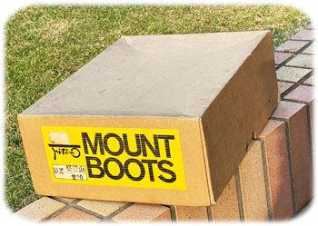 0登山靴の箱350