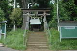 飯守神社山門1