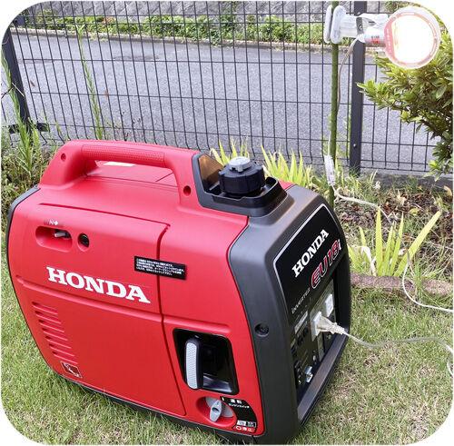 ホンダ発電機500