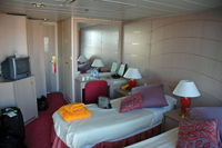 船室200