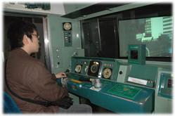 山手線運転シミュレーター