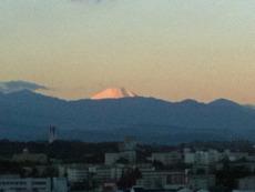221129の富士山