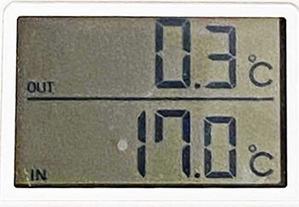 外気温12.29