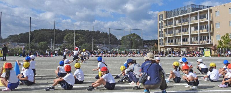 01年生徒競走800