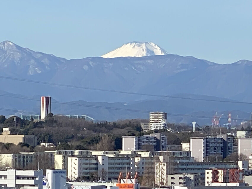 富士山850