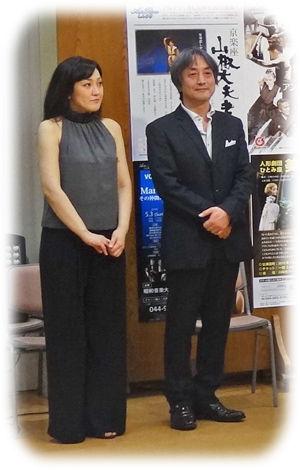 0佐藤亜希子氏、岩田達宗氏