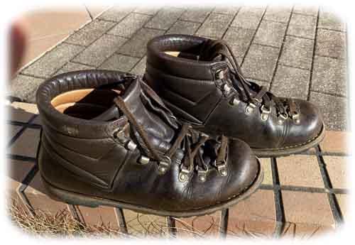 登山靴500