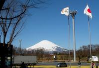 足柄SAからの富士山210206