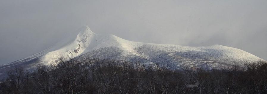 0駒ケ岳全景1600