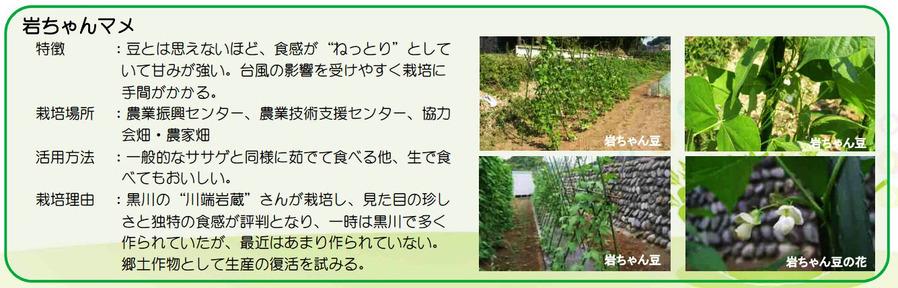 岩ちゃん豆