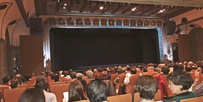 三越劇場700