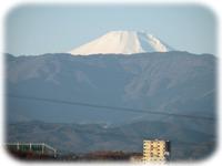 元旦の富士山230101
