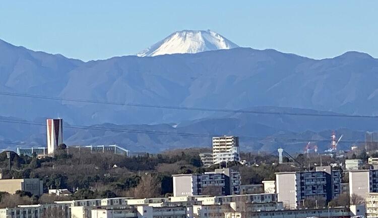 富士山750