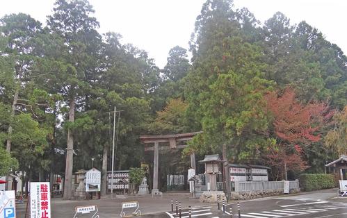 0熊野本宮入り口