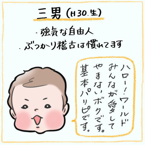 ブログ用自己紹介4