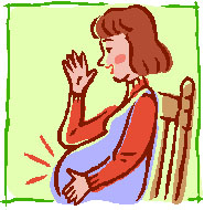 妊娠中の歯