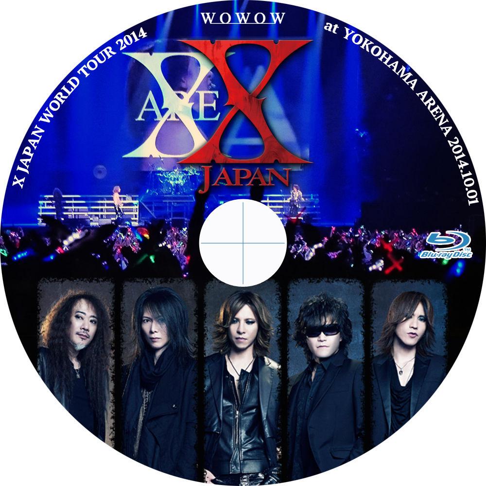Wowow ライブ japan x