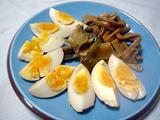 お手軽サムゲタン 煮卵