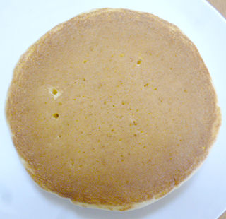 レモン&レアチーズパンケーキ