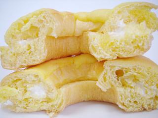 パイン&ホイップメロンパン