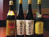 「Chinese Restaurant 都来」紹興酒ボトル