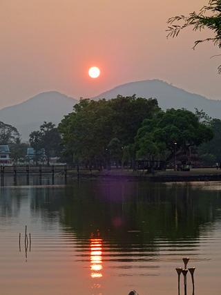 「Sukhothai Historical Park Dinner」