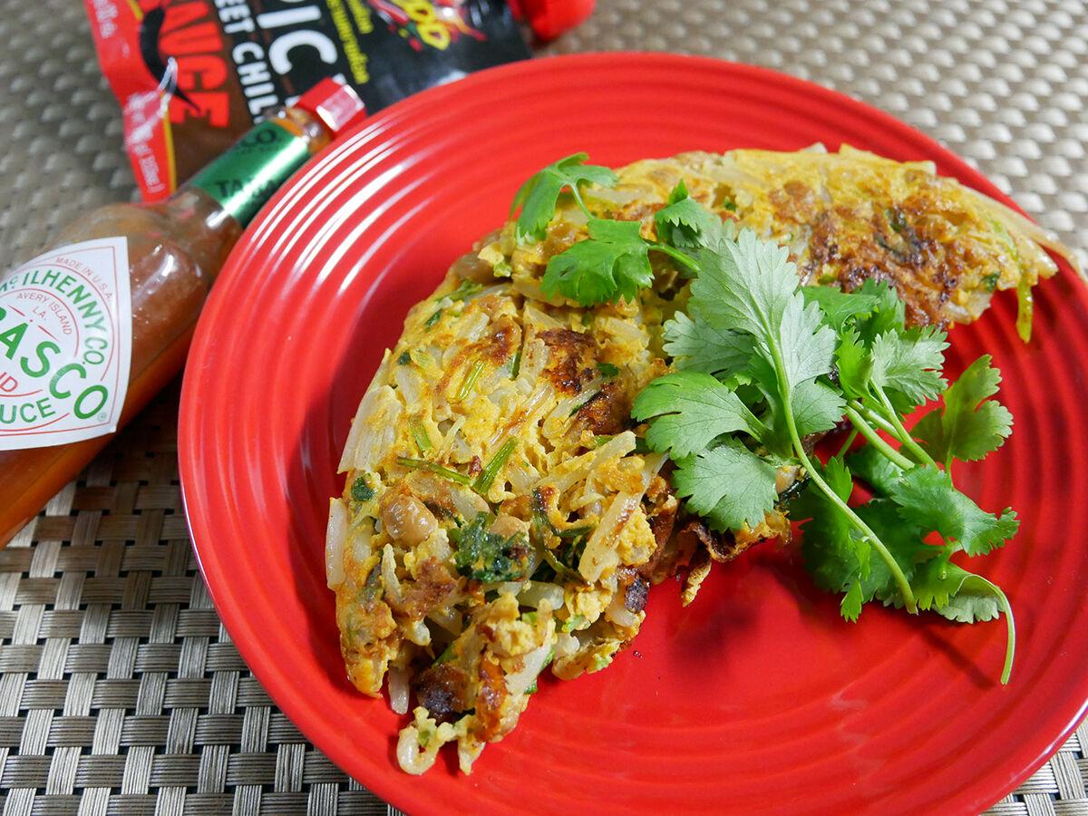 natto-omelette