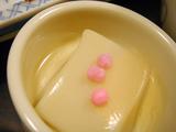 「有馬ビューホテル」胡麻豆腐