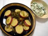厚揚げフジヤマ 煮物和え物