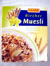HAHNE Bircher Muesli