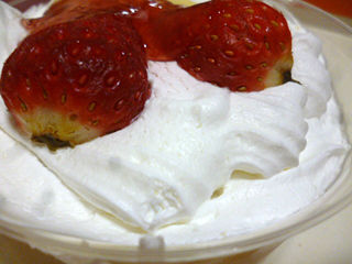 苺ショートケーキ
