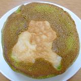 抹茶メロンパン