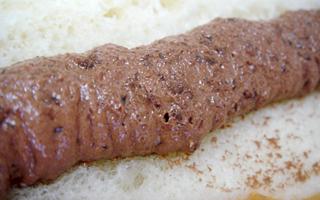 ザクザク食感チョコクリームサンド