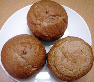 炭焼コーヒーボールパン