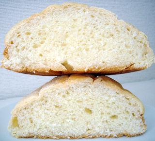 ミルクメロンパン(蔵王産牛乳入り)