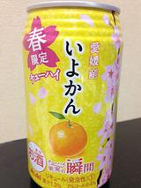 果実の瞬間<愛媛産いよかん>