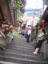 台北旅行(九分)