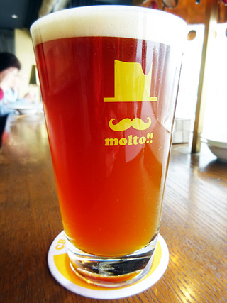 「BEER HOUSE molto!!」