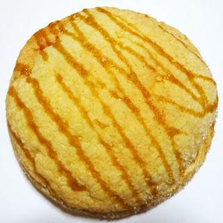 キャラメルメロンパン<キャラメルクリーム&ホイップ>