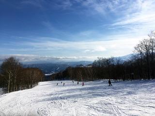 栂池スキー