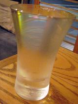 「とりしげ」お造り日本酒