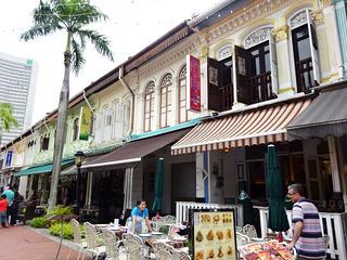 シンガポール・アラブストリート