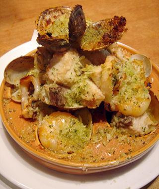 「魚deバールウオチカ」メリメロ焼き
