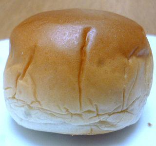 薄皮コーヒークリームパン